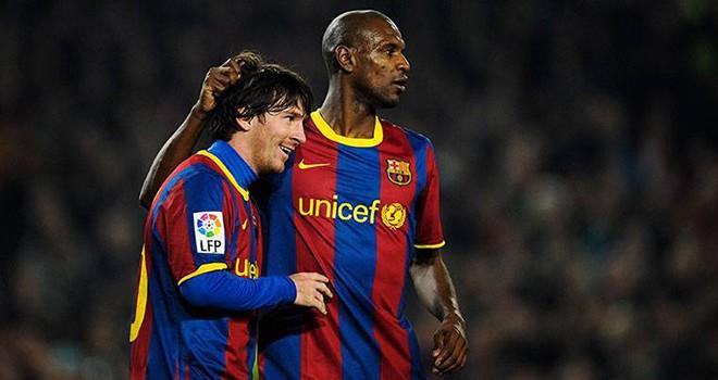Họ từng là đồng đội của nhau 6 năm trời. Ảnh Barca