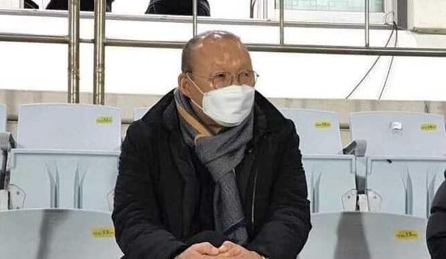 Vợ chồng ông Park đã nhập cảnh vào Việt Nam tại sân bay quốc tế Nội Bài và không bị cách ly y tế đã khiến nhiều người lo lắng. Ảnh VFF