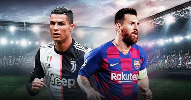 Lionel Messi và Cristiano Ronaldo là một trong những cầu thủ xuất sắc nhất trong lịch sử bóng đá nhưng 2 siêu sao này chưa bao giờ được sờ vào chiếc cúp vô địch World Cup. Ảnh TN