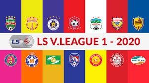 """Tại V.League 2020, đến nay chỉ có 5 CLB phải """"thắt lưng buộc bụng"""".Ảnh VPF."""