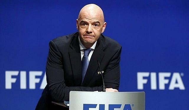 Với tư cách là cơ quan quản lý, FIFA có trách nhiệm phải có mặt và hỗ trợ những thành viên đang phải đối mặt với những nhu cầu cấp thiết. Ảnh FIFA