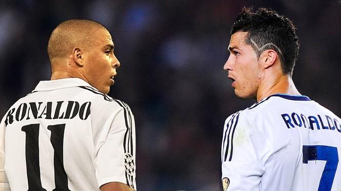 Chọn ai là người xuất sắc hơn là điều không dễ đối với FIFA và người hâm mộ. Ảnh CLB
