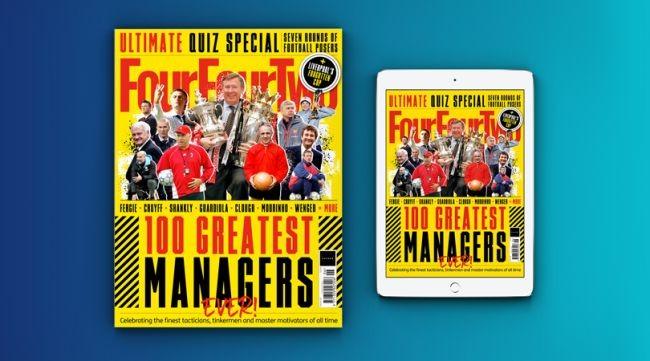Sân Old Trafford có rất nhiều cầu thủ cá tính, nhưng Sir Alex luôn là số 1. Ảnh FourFourTwo