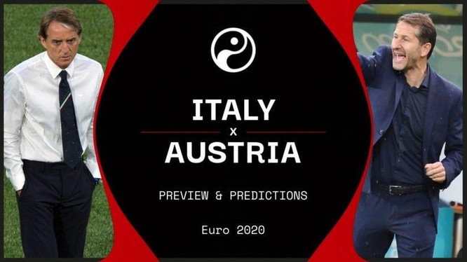 Italia - Áo 2-1. Ảnh CNN