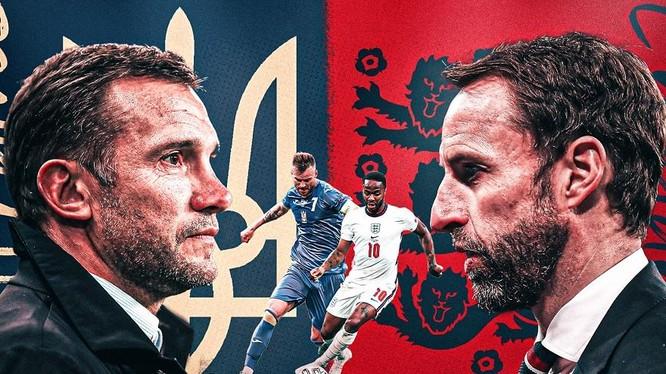 Việc đội tuyển Anh thắng Ukraina là điều không phải bàn, bởi đẳng cấp của 2 đội là quá chênh lệch. Ảnh SP