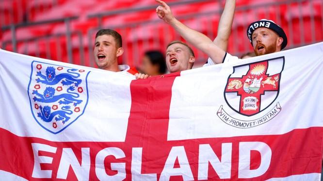 Liệu ĐT Anh có vô địch Euro 2020? Ảnh Sky