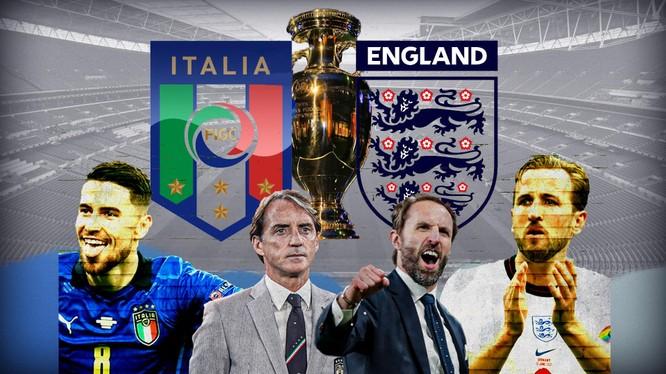 Đội tuyển Anh sẽ không muốn theo chân Brazil, mất Cup vô địch Copa American ngay trên sân nhà. Ảnh CNN.