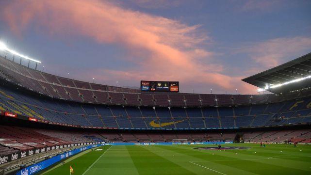 CLB Barcelona đứng trước khoản nợ khổng lồ lên tới 1,35 tỷ euro. Ảnh CLB.