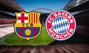 Cuộc đụng độ của Barcelona và Bayern Munich trong khuôn khổ loạt trận đầu tiên bảng E Champions League 2021 - 2022 là trận đấu đáng xem nhất. Ảnh AT.