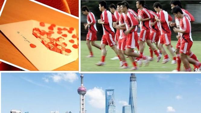 Thư Thượng Hải của bạn đọc VietTimes phân tích đội tuyển Trung Quốc. Ảnh AT.