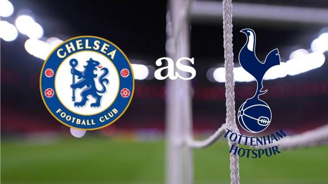 Chelsea dễ dàng hạ gục Spurs với tỷ số 3-0 ngay trên sân đối thủ. Ảnh AS.