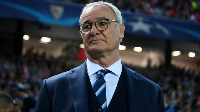 """""""Gã thợ hàn"""" Ranieri trở thành HLV Watford. Ảnh CLB"""