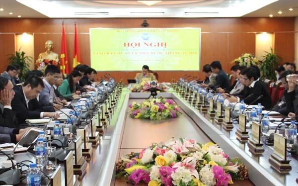 Bộ trưởng Nguyễn Mạnh Hùng chủ trì Hội nghị