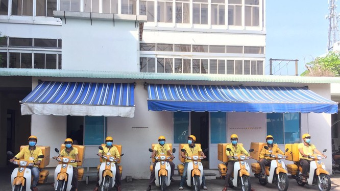 Bưu điện Việt Nam sẵn sàng cung ứng dịch vụ bưu chính các nhu yếu phẩm thiết yếu, thiết bị hỗ trợ cho các địa điểm cách ly tập trung trong mùa dịch covid-19