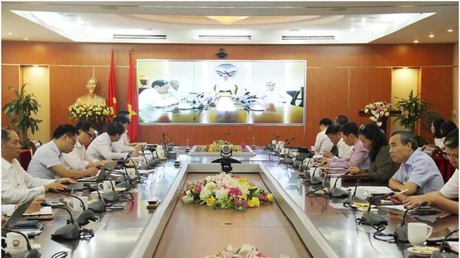 Hội nghị giao ban QLNN 4 tháng đầu năm 2020 của Bộ TT&TT