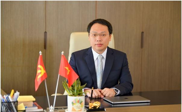 Thứ trưởng Bộ TT&TT Nguyễn Huy Dũng. Ảnh Mic