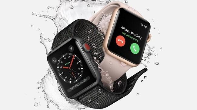 Apple Watch Series 3 (ảnh: Business Insider)