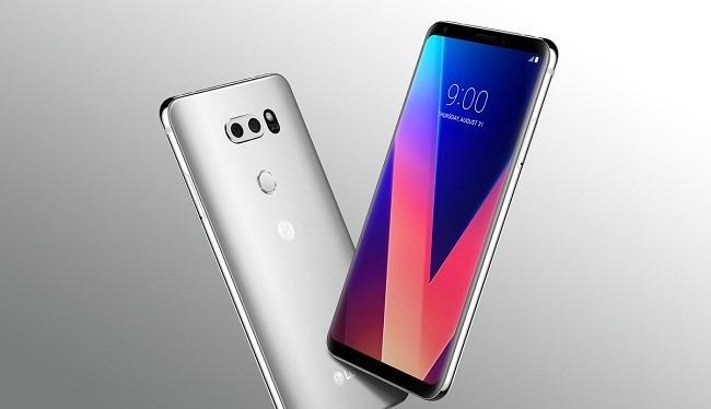 LG V30-đỉnh cao của công nghệ (Ảnh: Android Authority)