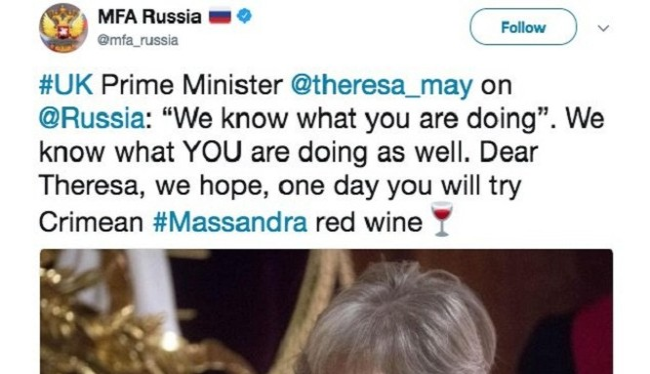 Thủ tướng Anh cũng bị đem ra châm biếm (Ảnh: Business Insider)