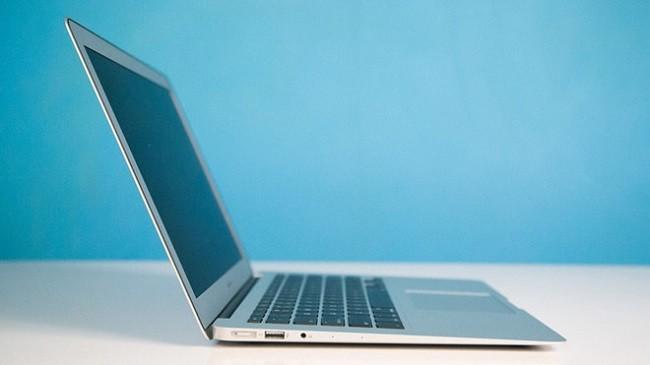 Rò rỉ hình ảnh chiếc Macbook Air mới nhất của Apple (ảnh: Mashable)