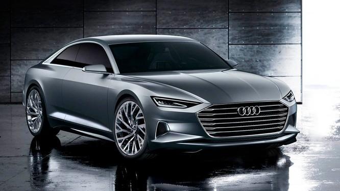 Audi Prologue concept tại triển lãm Los Angeles Auto Show 2014 (Ảnh: Audi)