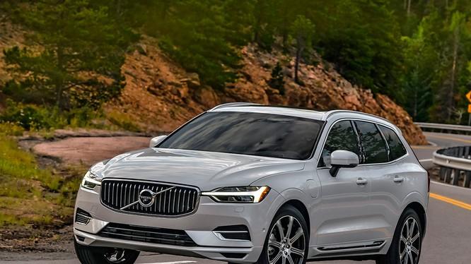 Volvo lại trở lại với danh hiệu xe an toàn nhất ở châu Âu (Ảnh: Volvo)