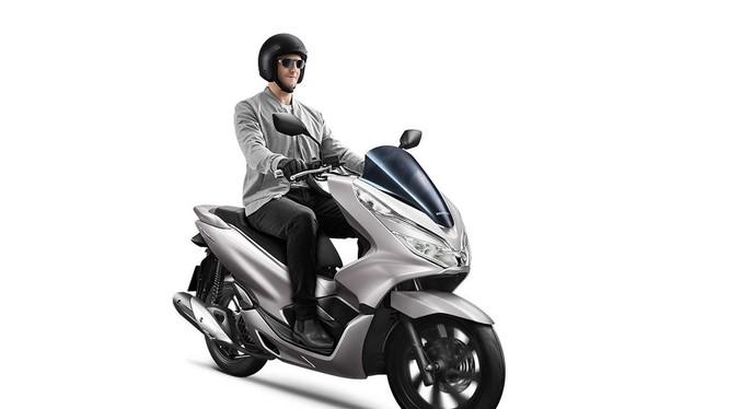 Honda PCX 2018 sẽ có thêm lựa chọn với phiên bản 150cc (Ảnh: HVN)