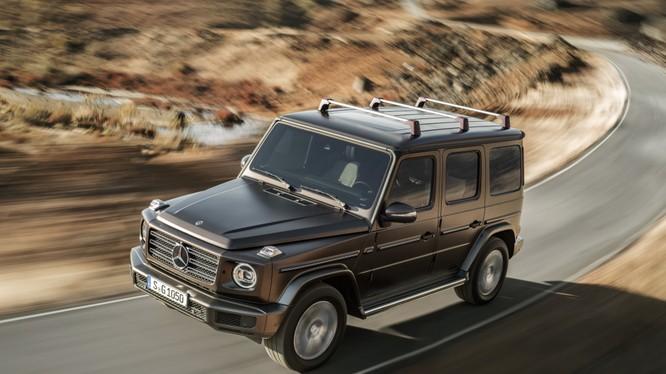 Sẽ khó có thể tìm thấy được mẫu xe nào duy trì được hình ảnh gần như không thay đổi suốt chiều dài lịch sử 40 năm như Mercedes-Benz G-Class (Ảnh: Daimler)