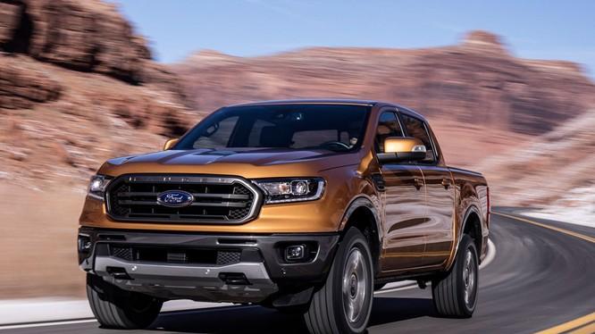 Từ năm 2019, Ford Ranger sẽ trở lại thị trường Mỹ