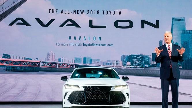 Toyota Avalon 2019: Khi đẳng cấp cận kề Lexus