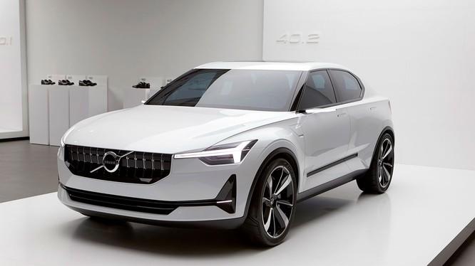 Mẫu 40.2 concept sẽ sớm được Volvo hiện thực hóa bằng một dòng xe chạy điện thương mại