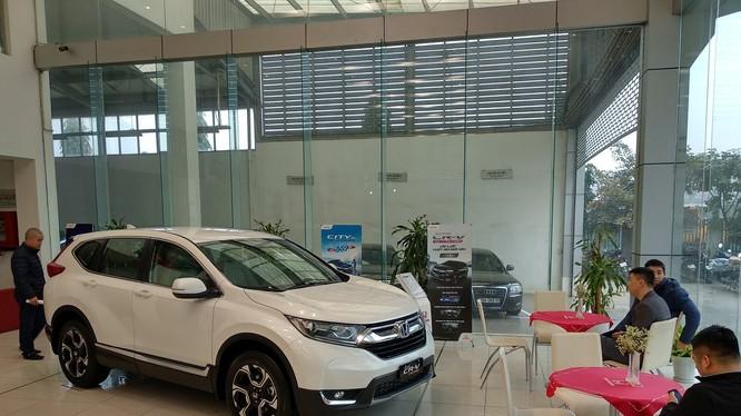 Sẽ chỉ còn 13 chiếc Honda CR-V được bán nốt trong tháng 2/2018