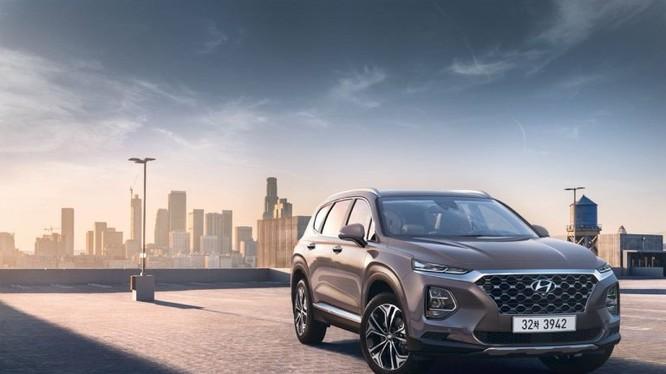 Hyundai Santa Fe hứa hẹn sẽ giúp cho hãng cải thiện doanh số bán hàng ở phân khúc SUV trong năm 2018