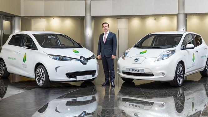 Nissan đang đầu tư rất mạnh vào thị trường Trung Quốc, đặc biệt là lĩnh vực xe điện