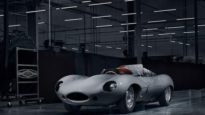 Sẽ chỉ có 25 xe Jaguar D-Type được sản xuất trong dịp này (Ảnh: Jaguar)
