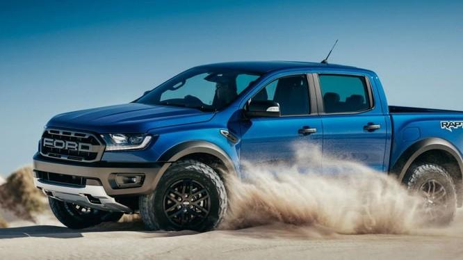 Phiên bản hiệu suất cao của dòng Ford Ranger đã được trình làng tại Thái Lan vào ngày 7/2 vừa qua (Ảnh: Ford)
