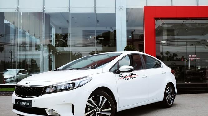 Thaco tăng giá bán chủ yếu ở những mẫu xe bán chạy