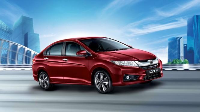 1.524 xe Honda City 1.5L sẽ bị triệu hồi vì lỗi túi khí