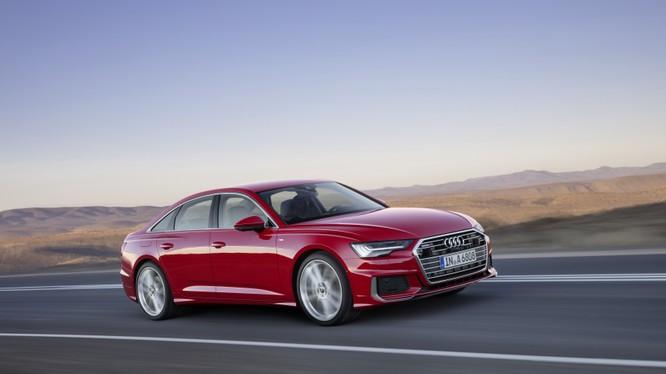 Audi A6 2019 đã bước sang thế hệ thứ 8
