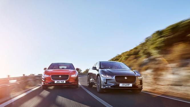 I-PACE là chiếc xe thuần điện đầu tiên của hãng xe hơi Anh Quốc Jaguar