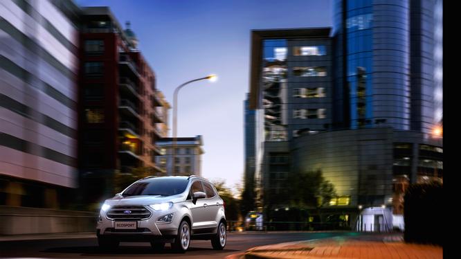 Ford EcoSport 2018 sẽ có bán ra thị trường từ 6/3/2018 (Ảnh: Ford Việt Nam)