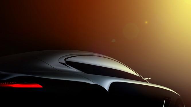 HK GT concept là thành quả hợp tác giữa Pininfarina với hãng xe khởi nghiệp của Hồng Kông.