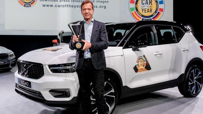 Lần đâu tiên Volvo Cars nhận được giải thưởng danh giá ở thị trường châu Âu (Ảnh:Volvo Cars)