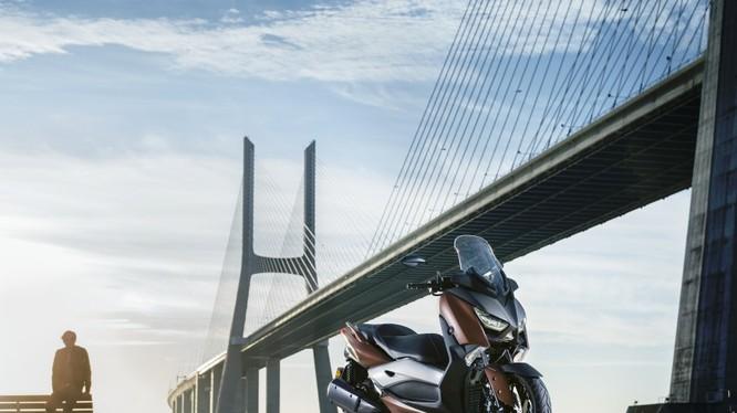 Yamaha X-Max 250 2018 được sản xuất từ Indonesia