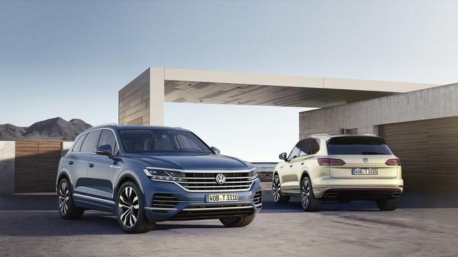 Volkswagen Touareg 2019 chính thức trình làng, to hơn, nhẹ hơn và đầy ắp công nghệ