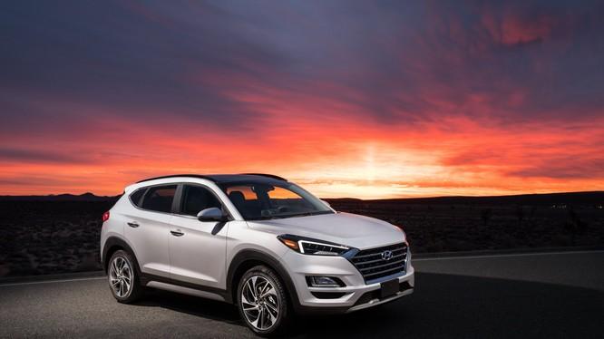 Hyundai Tucson 2019 không có nhiều sự thay đổi đột phá so với người tiền nhiệm
