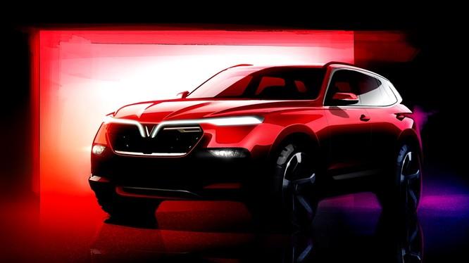 Mẫu SUV được bình chọn người tiêu dùng Việt bình chọn nhiều nhất thuộc về sản phẩm của nhà thiết kế Ital Design