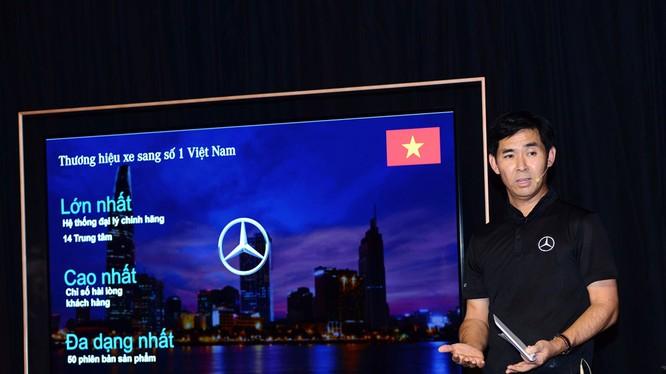 Duy trì vị thế thương hiệu xe sang số 1 tại Việt Nam là mục tiêu của Mercedes-Benz trong năm 2018