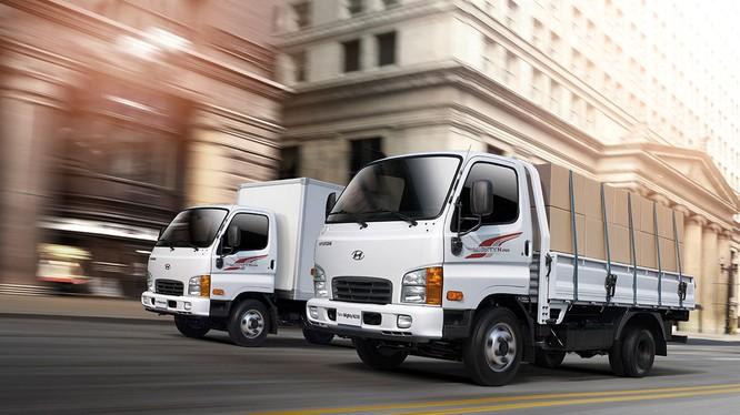 Sau mẫu New Porter 150, Hyundai Thành Công tiếp tục tung ra thêm một mẫu xe tải nhẹ mới có tên New Mighty N250