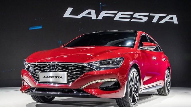 Hyundai Lafesta sẽ chỉ bán duy nhất tại thị trường Trung Quốc